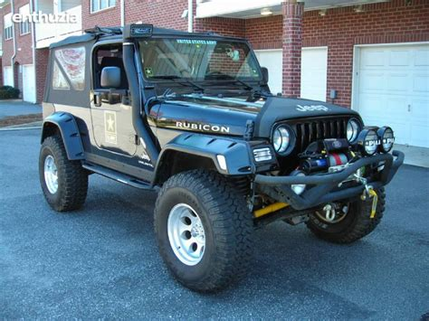 lj jeep for sale 2006 jeep lj tj wrangler rubicon unlimited for sale