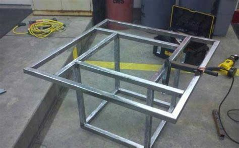 tables  stools cool welding projects