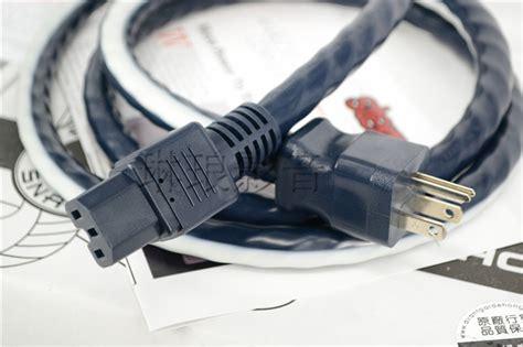 美国蛇王 Shunyata Research Venom-hc Power Cable 电源线 15a_电源线_琳琅