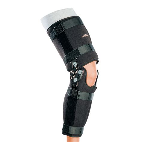 Donjoy Fastfit TROM Post-Op Knee Brace | Health and Care