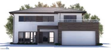 modern 2 house plans modern house plan ch171 with affordable building budget