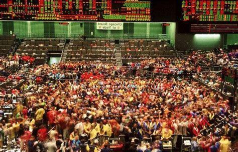 cbot trading floor