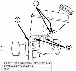 How To Replace The Master Brake Cylinder On My 2002 Pt