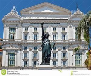 Bibliotheque De Nice : ville de nice opera de nice photo stock image 45378018 ~ Premium-room.com Idées de Décoration