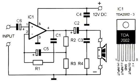 super watt  fi amplifier tda electronic