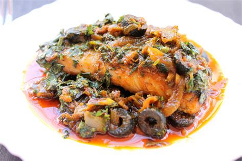 moroccan baked fish recipe by archana s kitchen