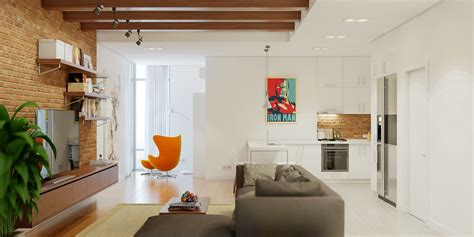 3 Stunning Homes With Exposed Brick Accent Walls 3 stunning homes with exposed brick accent walls