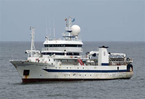 norwegian research vessel begins fishery survey  myanmar