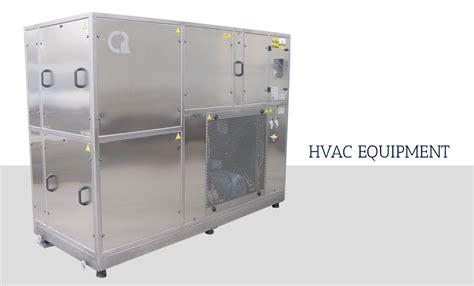 hvac equipment project description