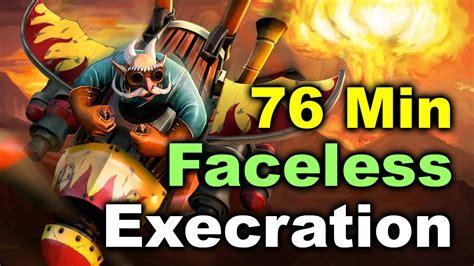 faceless  execration  min battle sea kiev quals