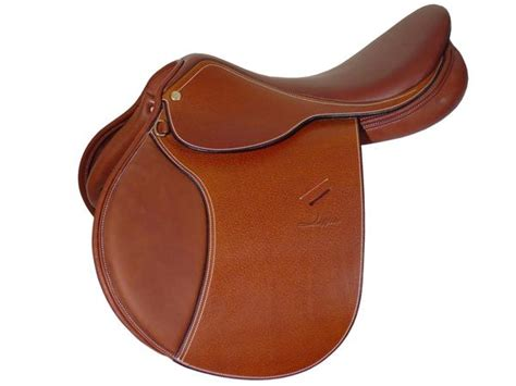 saddle english tack close contact saddles derby lafitte paris