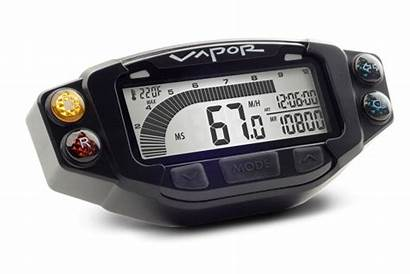 Digital Vapor Tech Trail Dashboard Speedo Indicator