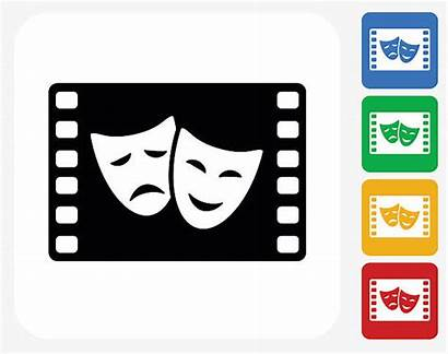 Acting Clip Comedy Icon Graphic Film Illustrations