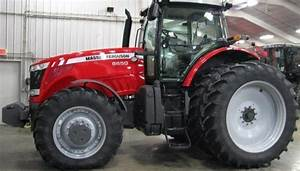 Massey Ferguson Mf8600 Series Tractors Service Repair