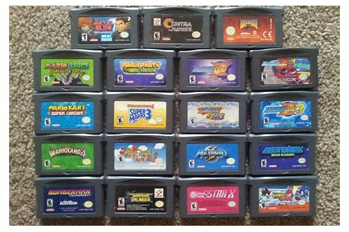 download games for gba advance