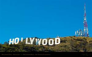 The Hollywood Sign, Hollywood and Assorted Los Angeles  Hollywood