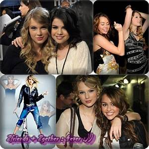 The gallery for --> Selena Gomez And Demi Lovato And Miley ...