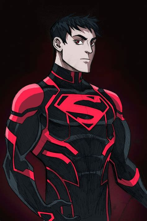 Superboy Sketch By Lucianovecchio On Deviantart Superman