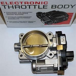 New Oe Throttle Body  Gmc Oe