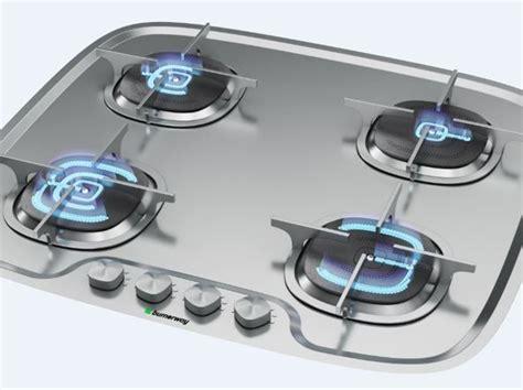 piano cottura facile da pulire cucina ecco il piano cottura a gas futuro ecologico