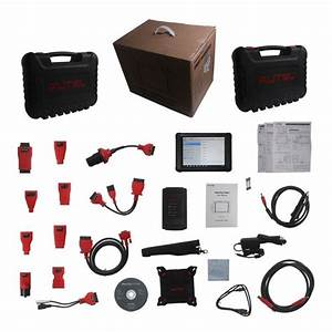 Autel Maxisys Mini Ms905 Package List  Quick Reference