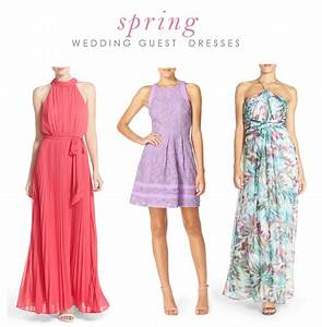 what to wear to a spring wedding dress for the wedding With guest of wedding dresses spring