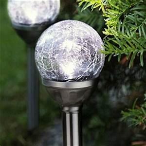 Lampe De Jardin : lampe solaire jardin ~ Teatrodelosmanantiales.com Idées de Décoration