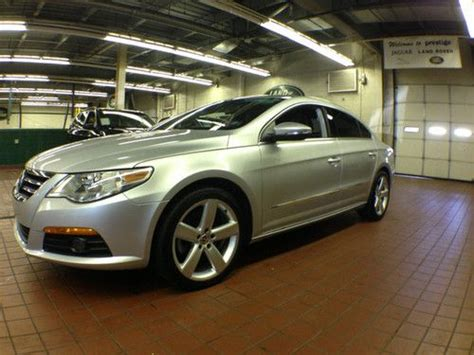 Sell Used Volkswagen Cc Lux 2.0 Turbo Navigation Leather