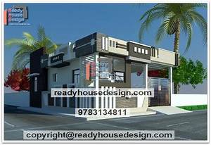 Single, Floor, Indian, House, Front, Elevation, Designs, Photos