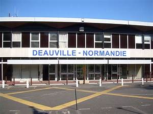 Deauville – Normandie Airport - Wikipedia
