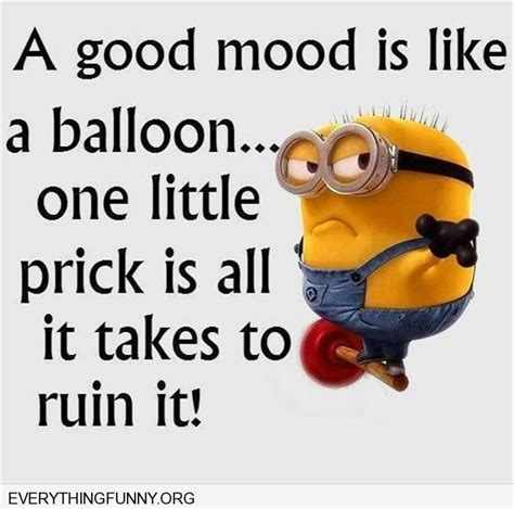 Not In Good Mood Quotes