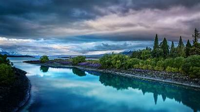 Desktop Widescreen Tekapo Evening Lake Wallpapers13