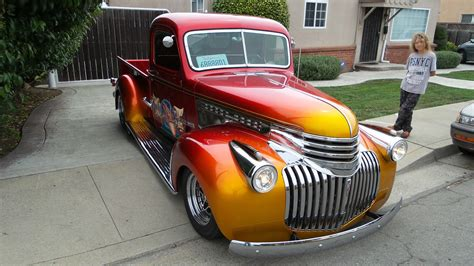 Chevrolet Rods by 1946 Chevrolet 1500 Truck Rod Collectors Car For Sale