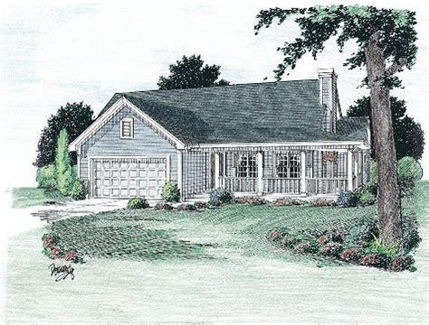 blue ridge  excel modular homes ranch floorplan