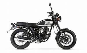 Moto Retro 125 : mash seventy five moto motos 125 andar de moto ~ Maxctalentgroup.com Avis de Voitures