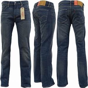 Mens Levi Strauss 527 Bootcut Jean Blue Denim Pants Trouser 30 32 33 34 36 38 | Jeans | Mr H ...