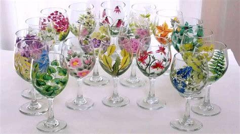 acrylic paint  glass tips  lifetime artwork