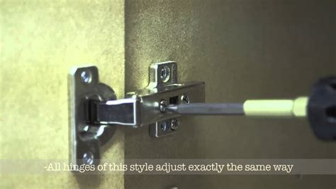 How To Level Kitchen Cabinet Doors how to adjust your cabinet doors in less than 5 minutes