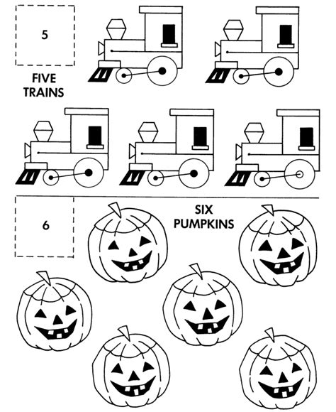 coloring pages  kids counting coloring pages  kids