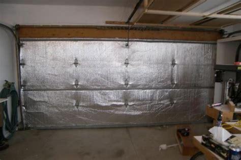 comment isoler les portes dun garage blog de jaime mon