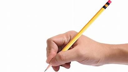 Hand Pencil Vector