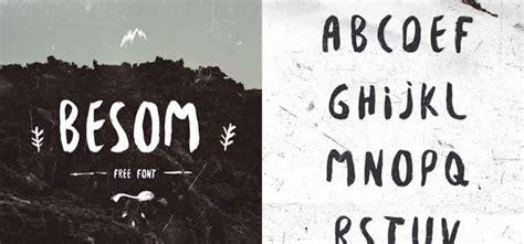 beautifully imperfect brush fonts  designers