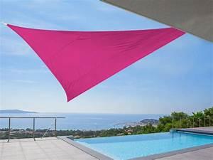 Voile D Ombrage Triangulaire 5m : catgorie parasol page 9 du guide et comparateur d 39 achat ~ Dailycaller-alerts.com Idées de Décoration