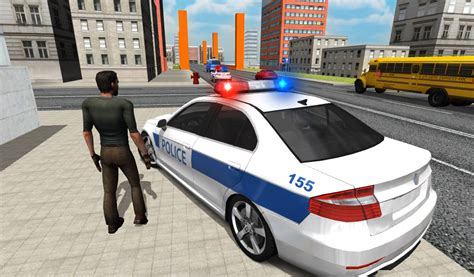 Download Police Car Driver Game In Laptoppc (windows 7,8