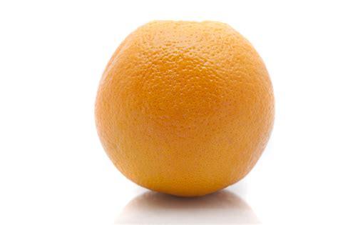 cuisine orange one whole fresh orange free stock image