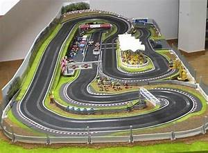 Energy Harvesting Applications  Scalextric Track Layouts 8x4