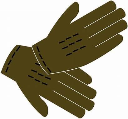 Gloves Clipart Glove Safety Hand Clip Transparent