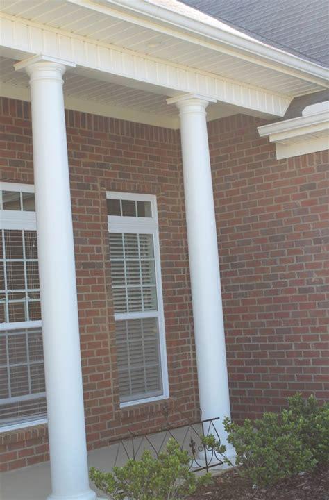front porch post wraps home design ideas