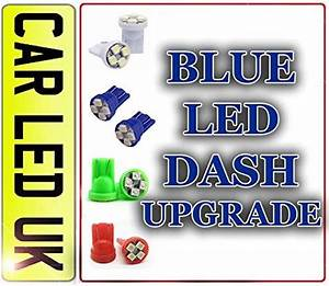 5 X Land Defender 300tdi Led Dash Upgrade Bulbs V6 V8 Tdi