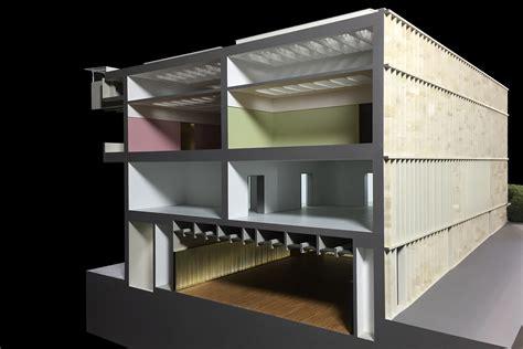 Houseboat Zurich by Architekturmodell Erweiterung Kunsthaus Z 252 Rich B 233 La